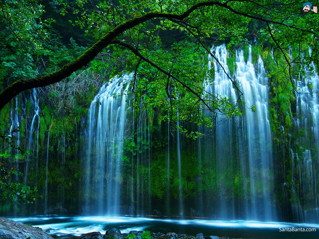 Images of Waterfalls 4 Cool Wallpapers HD