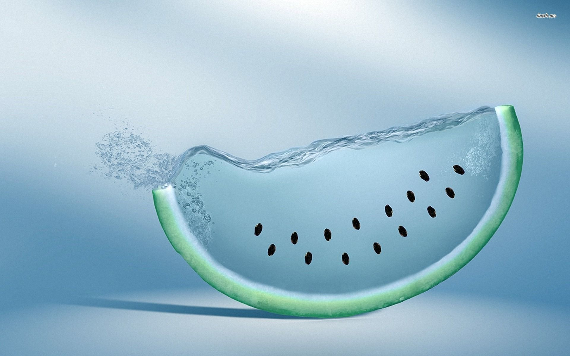 ... Watermelon wallpaper 1920x1200 ...