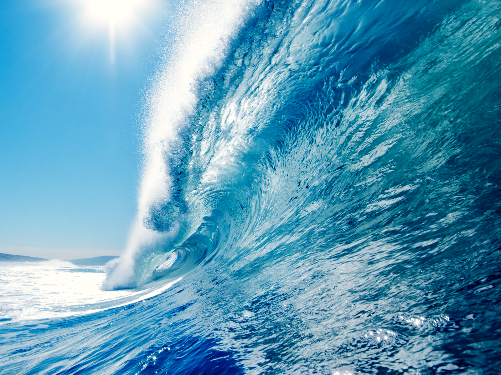 Download Wave Background 17807
