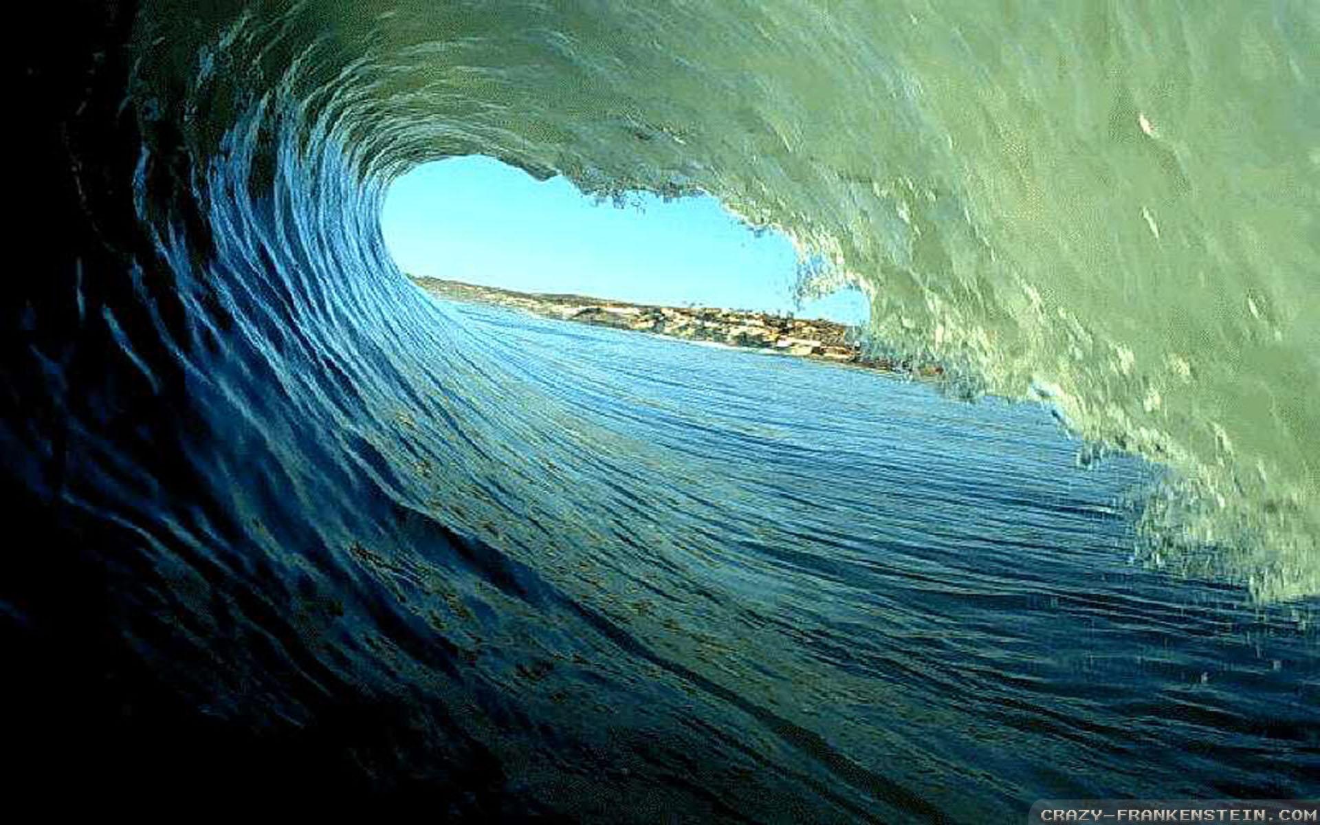 Wallpaper: Sea Wave Resolution: 1024x768 | 1280x1024 | 1600x1200. Widescreen Res: 1440x900 | 1680x1050 | 1920x1200