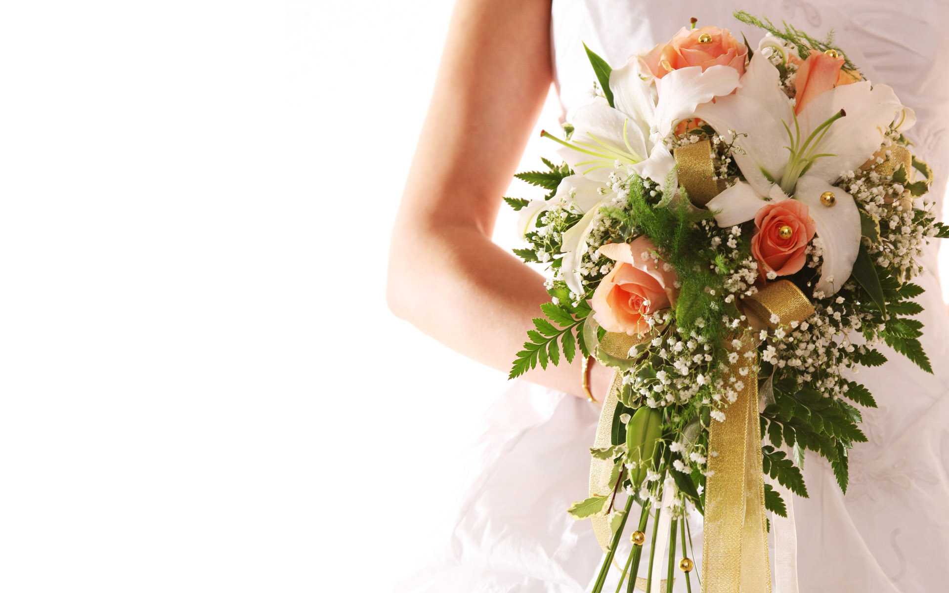 Wedding Flowers Wallpaper