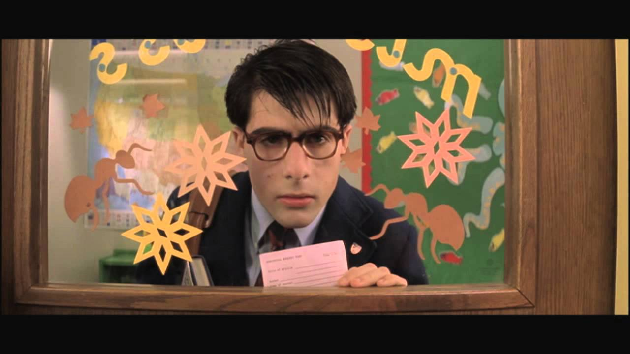 Wes Anderson introduces Rushmore