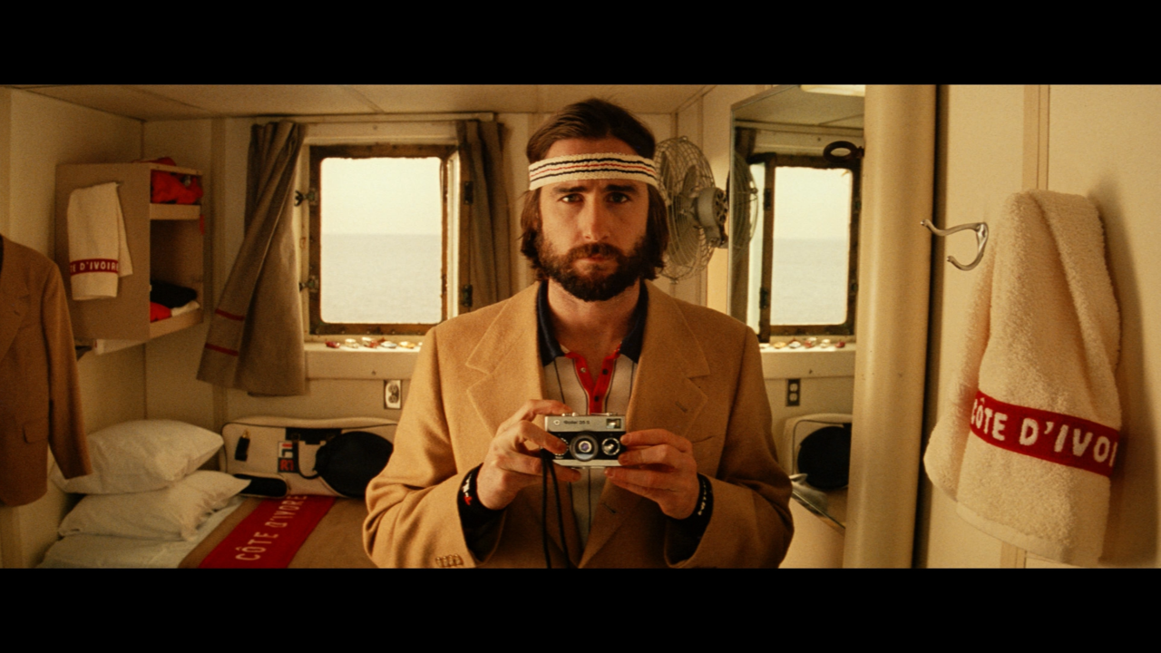 If everything in your life has begun to exist within a specific spectrum of shades then you might be a Wes Anderson character.
