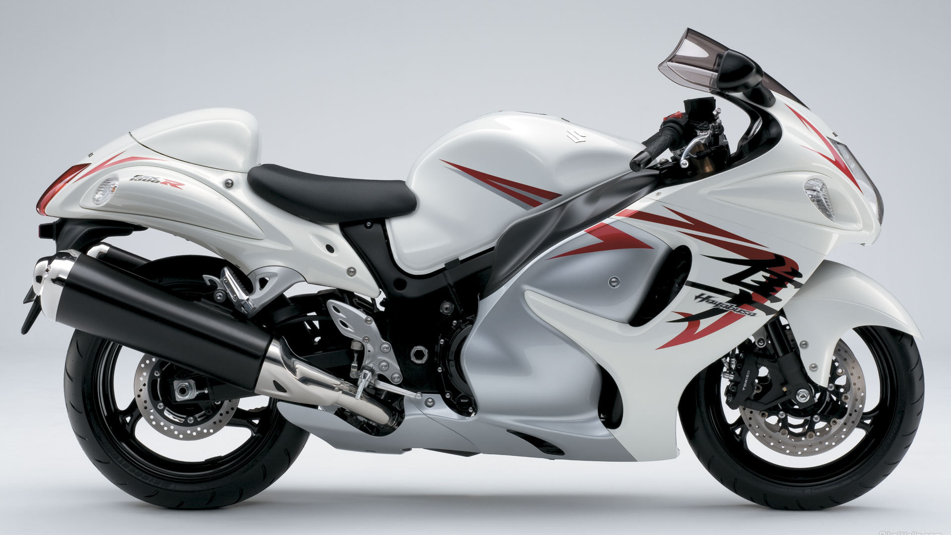 Bike Wallpaper Collection In White Color