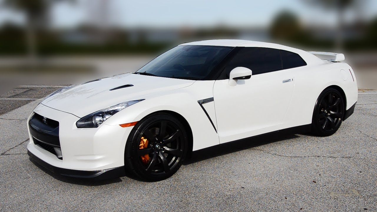 White GTR Pictures