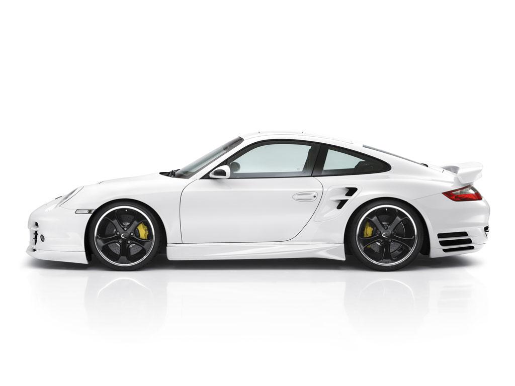 Porsche 911 white #1