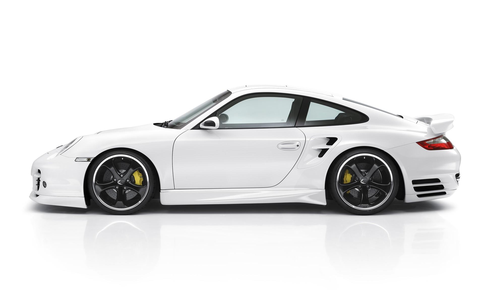 White Porsche Wallpapers