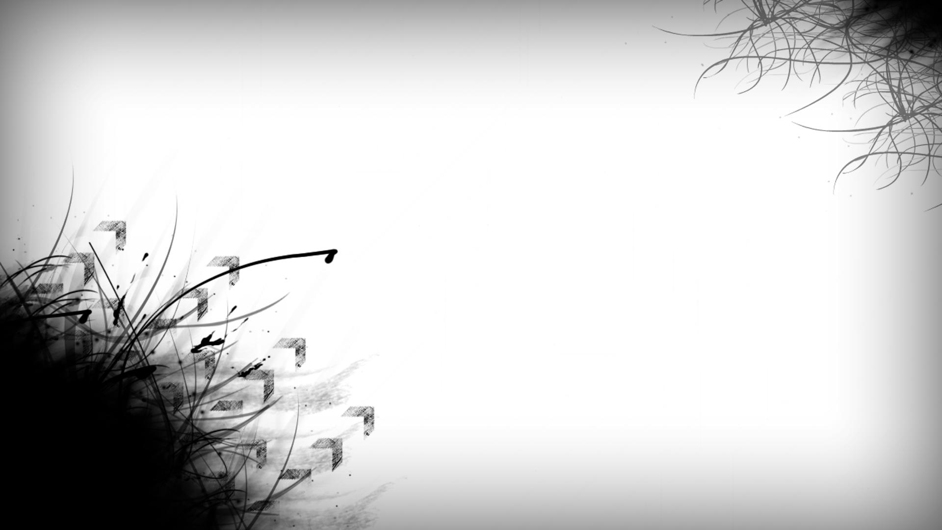 Black And White Wallpaper by YeikoSV
