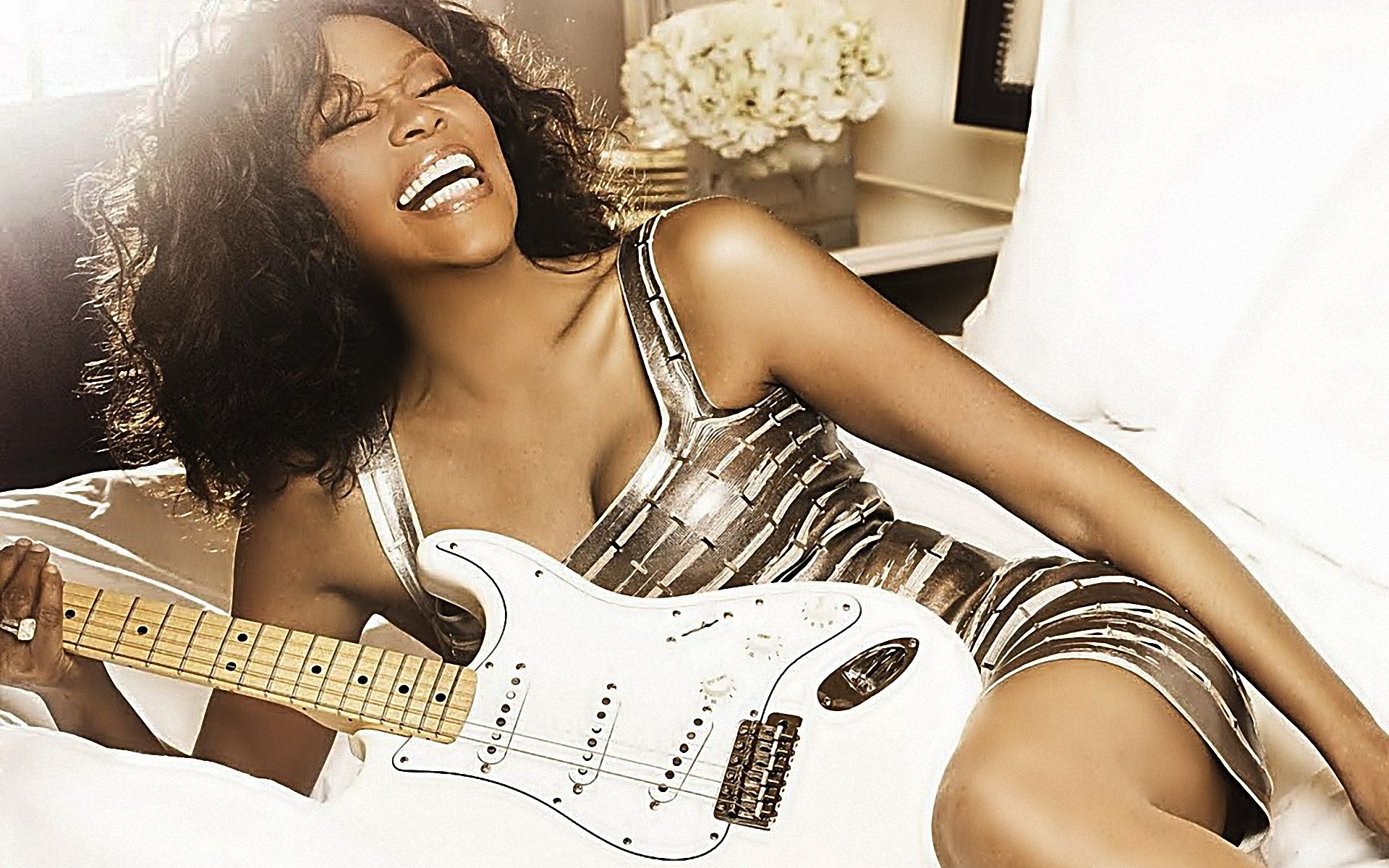 Angela Bassett To Direct Lifetime's Whitney Houston Biopic