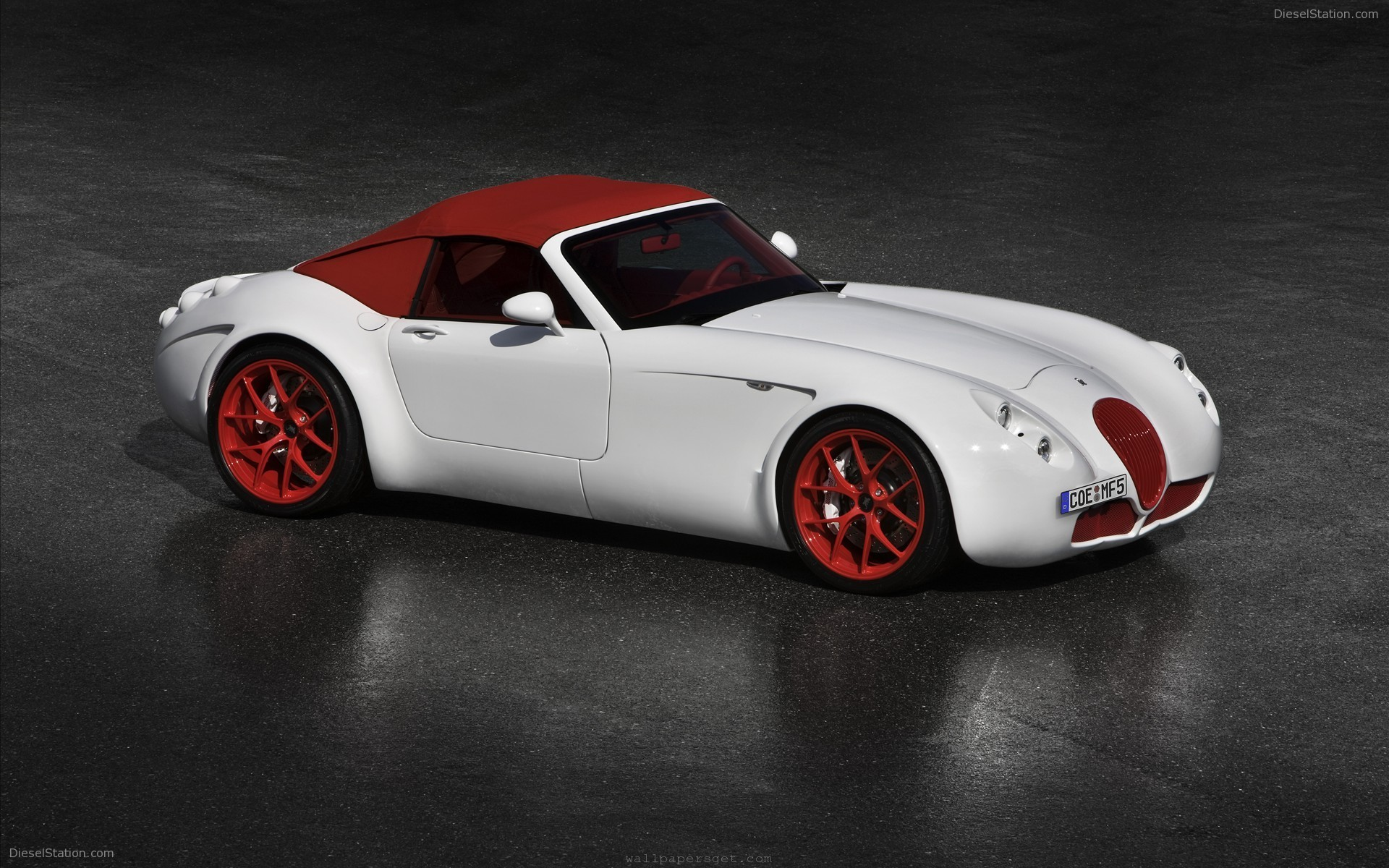 Wiesmann Car Images: Wiesmann Wallpapers Full Hd Wallpaper Search,Car