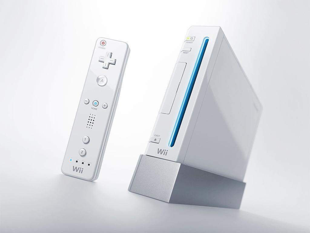 Nintendo Wii Wii Wallpaper