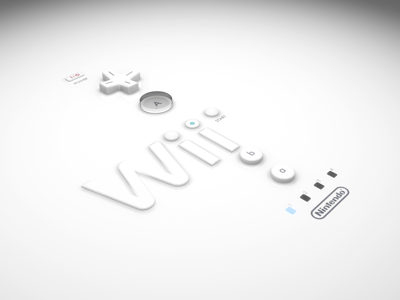 Wii wallpaper 9 by S3R Wii wallpaper 9 by S3R