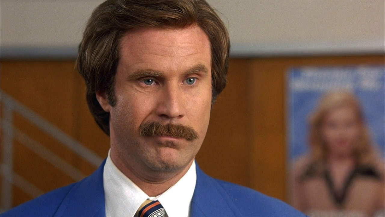 Ron Burgundy is one of cinema's most fantastic personas