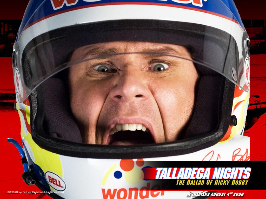 Will Ferrell in Talladega Nights: The Ballad of Ricky Bobby Wallpaper 2