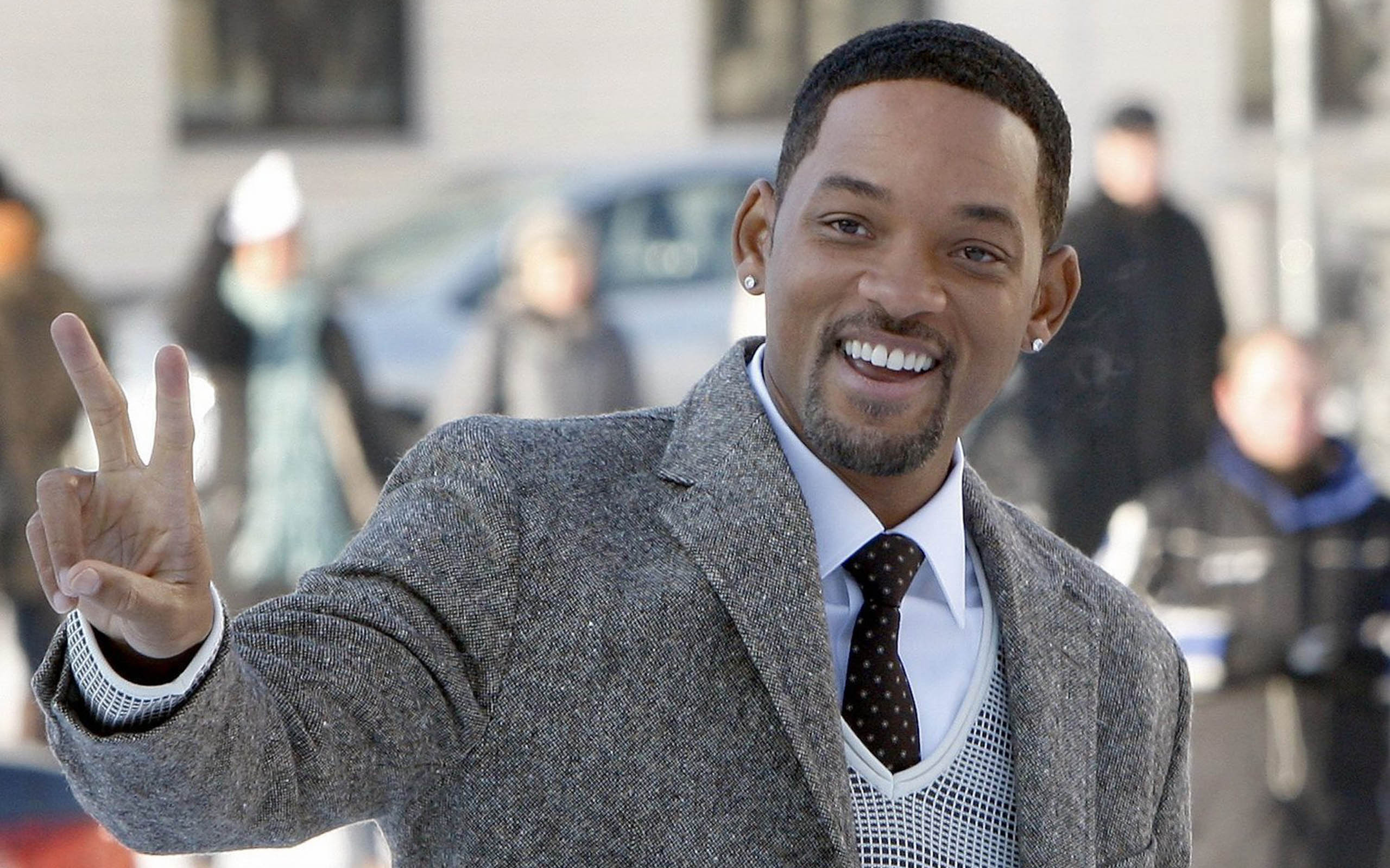 Actor, rapper Will Smith's net worth is estimated at $250 million.