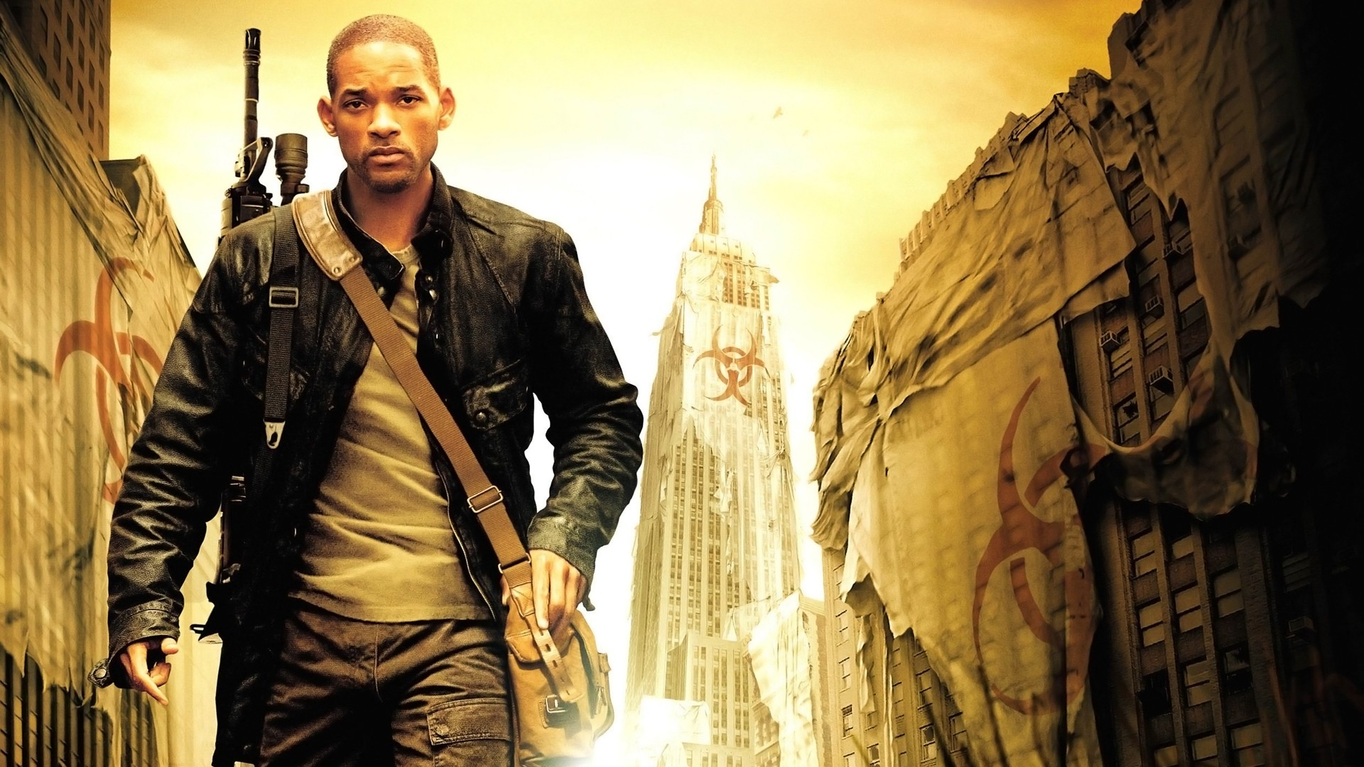 "Wanner Bros plans a reboot of ""I Am Legend"" without ..."