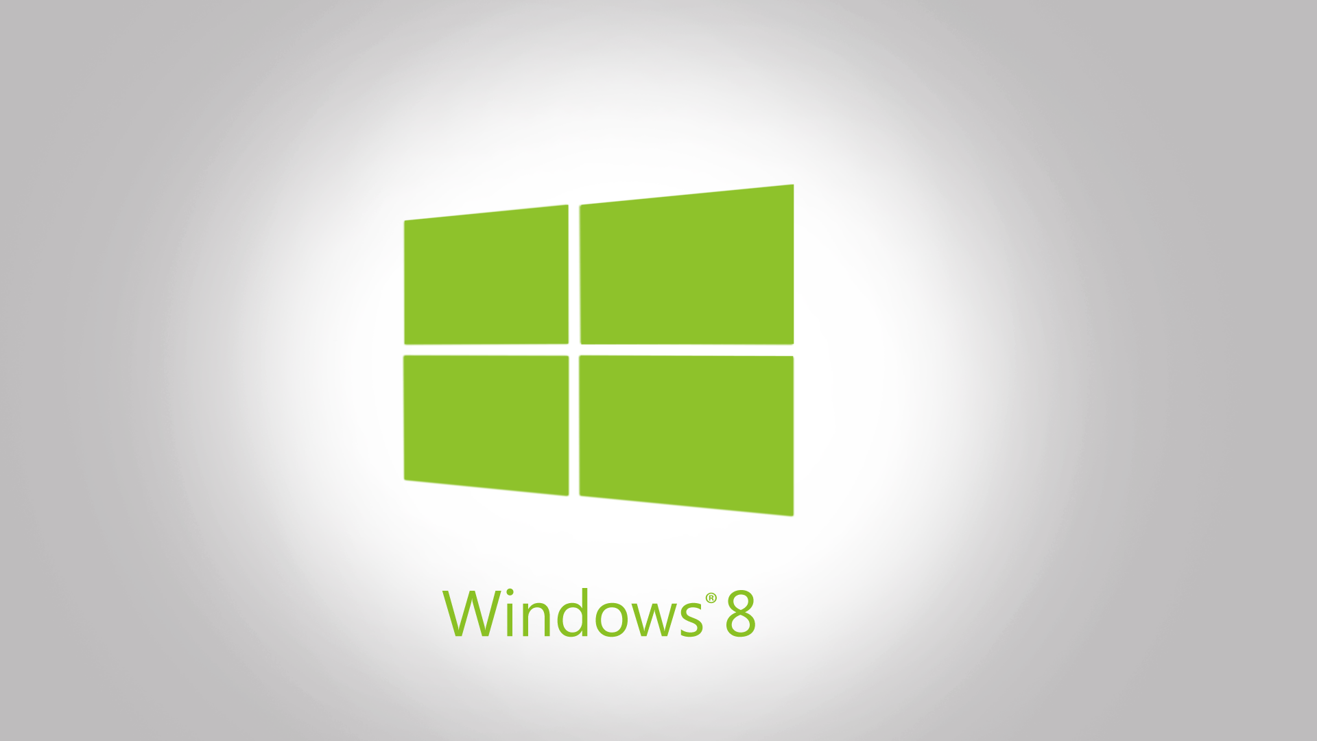 Windows 8 Green Logo