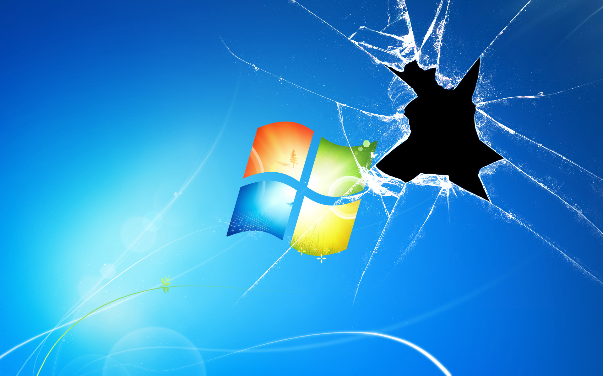Windows Broken