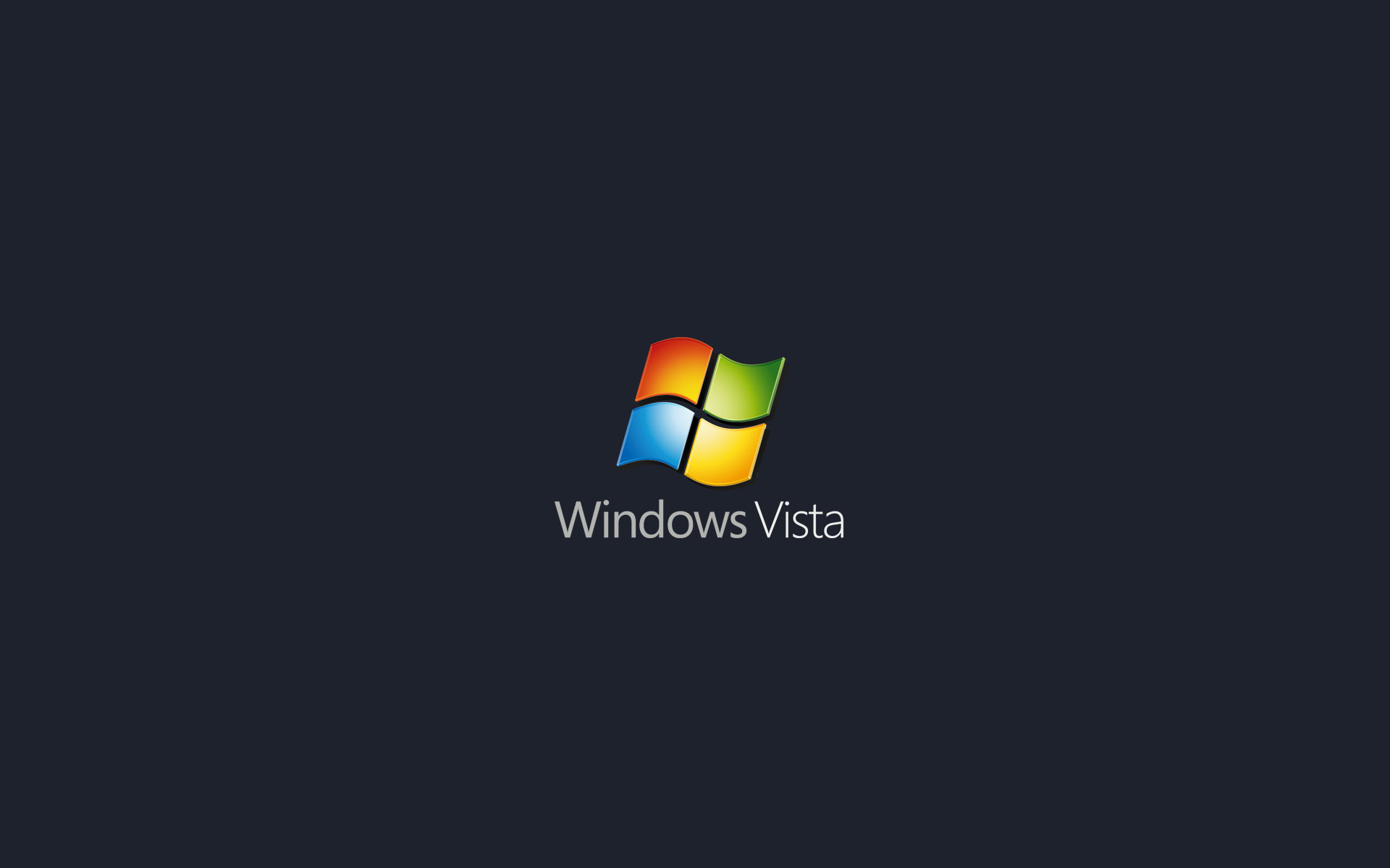 Windows Vista Logo Wallpaper