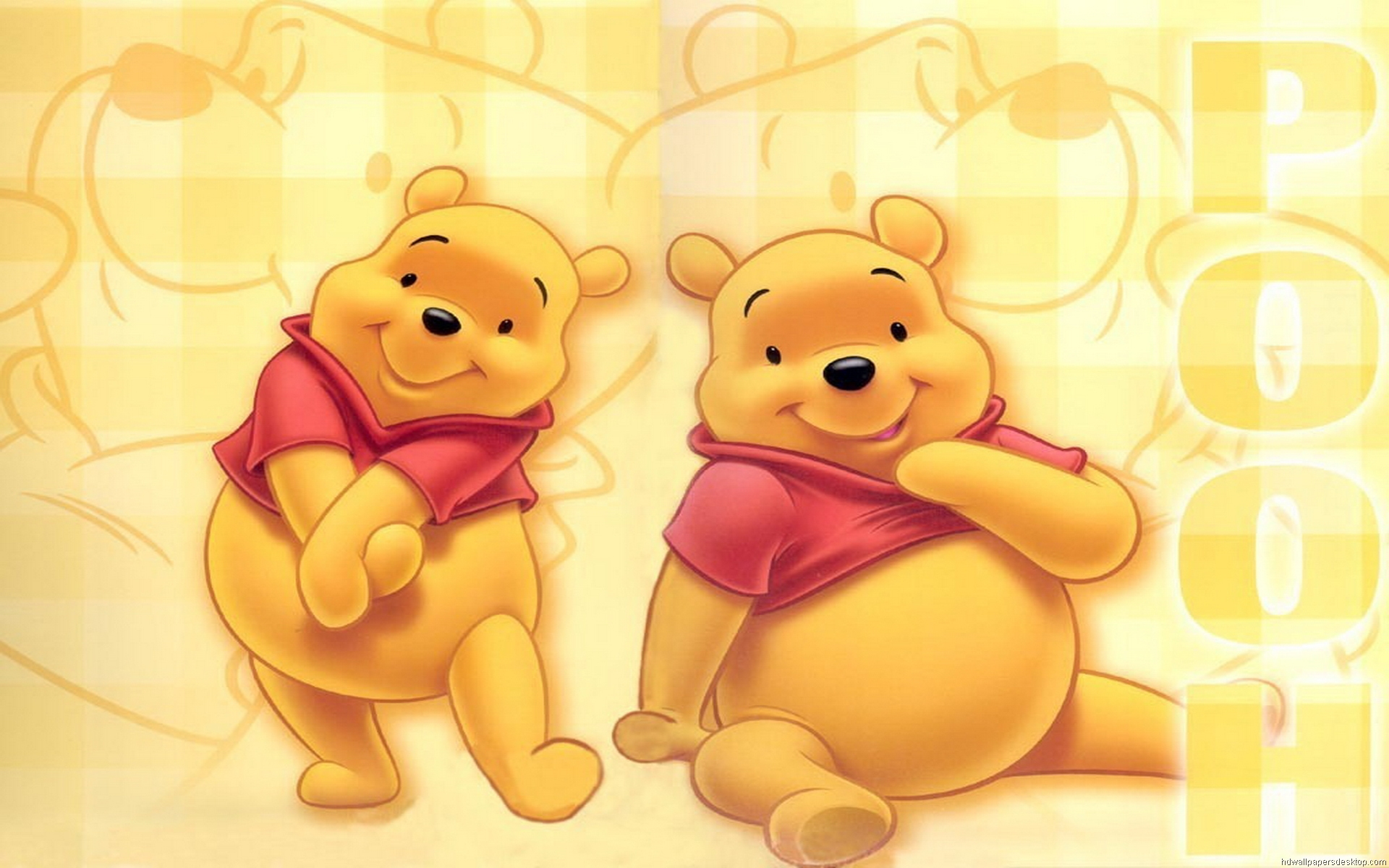 Cartoon - Winnie The Pooh Wallpaper