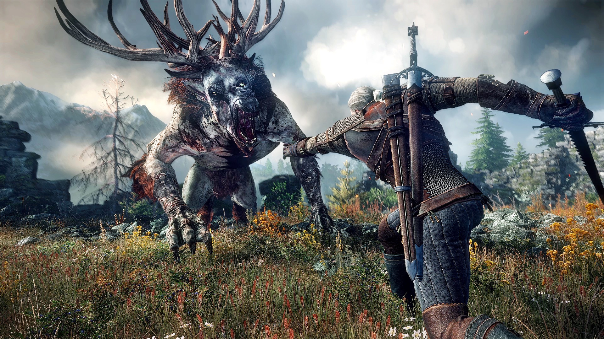 The Witcher 3: Wild Hunt Install Size is at Least 50 GB for PlayStation 4