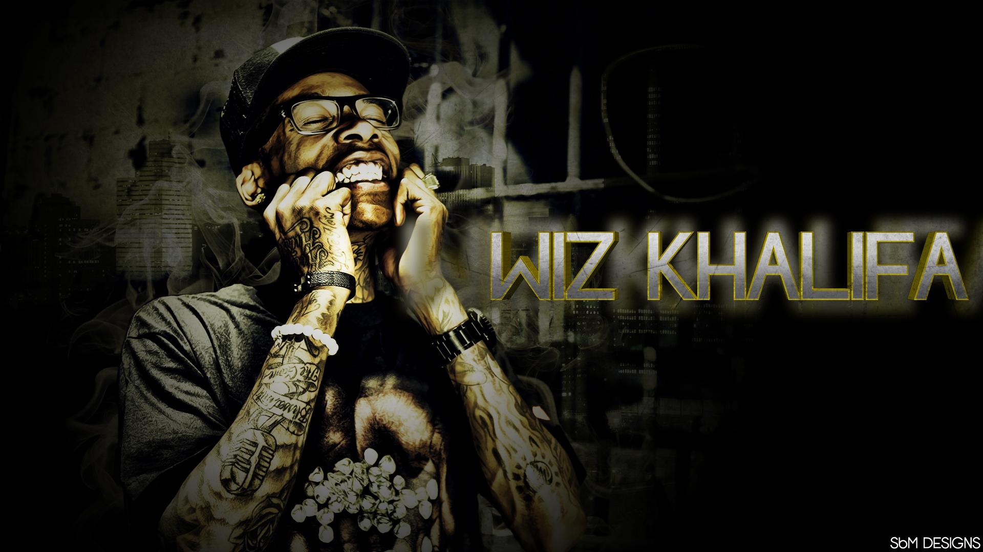 Wiz Khalifa 1920x1080