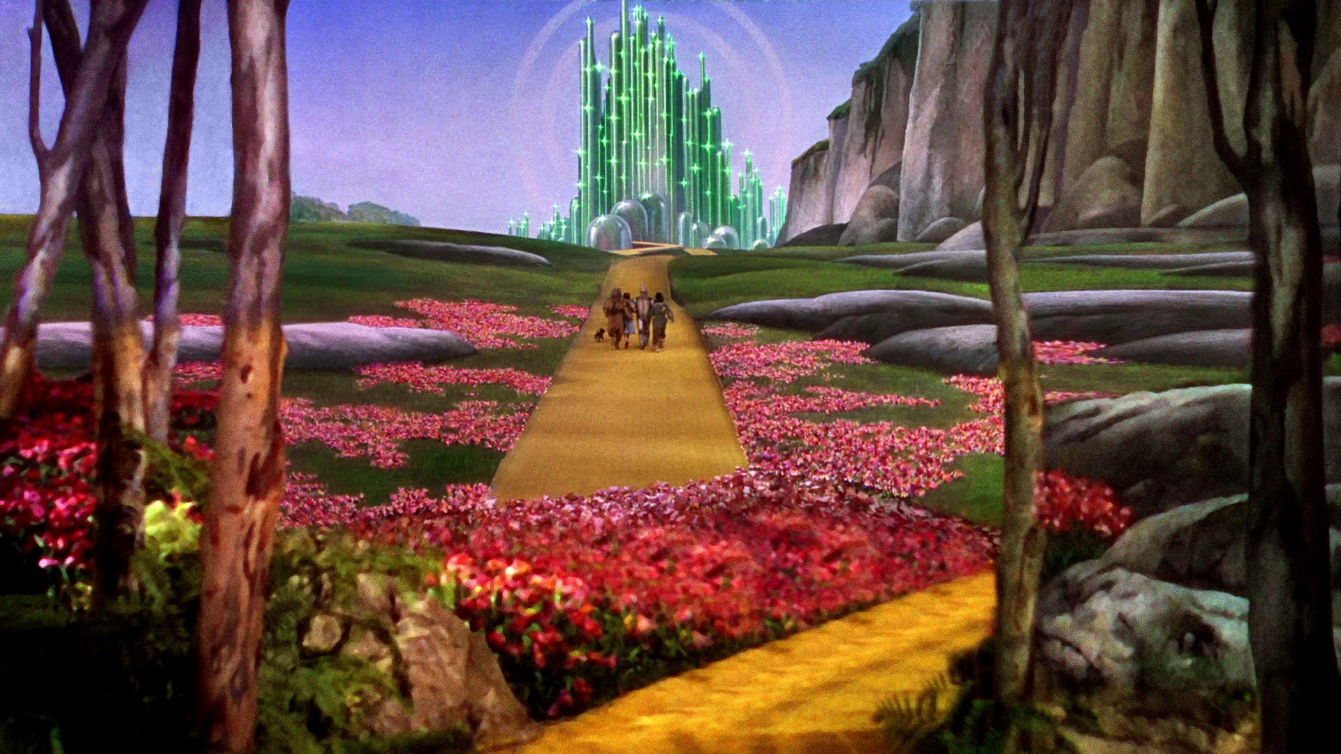 Wizard Of Oz Wallpaper
