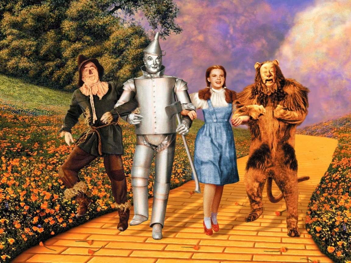 Wizard Of Oz Wallpaper 1152x864 80402