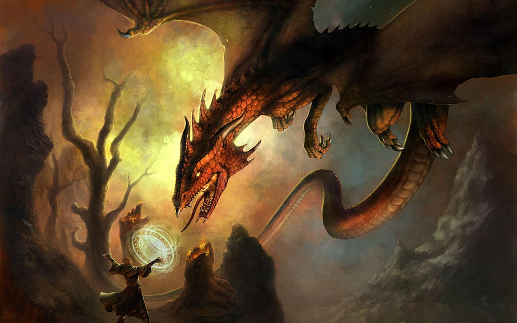 HD Wallpaper | Background ID:82066. 1680x1050 Fantasy Wizard