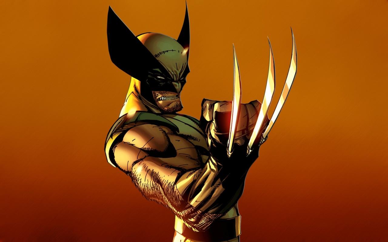 Wolverine artwork