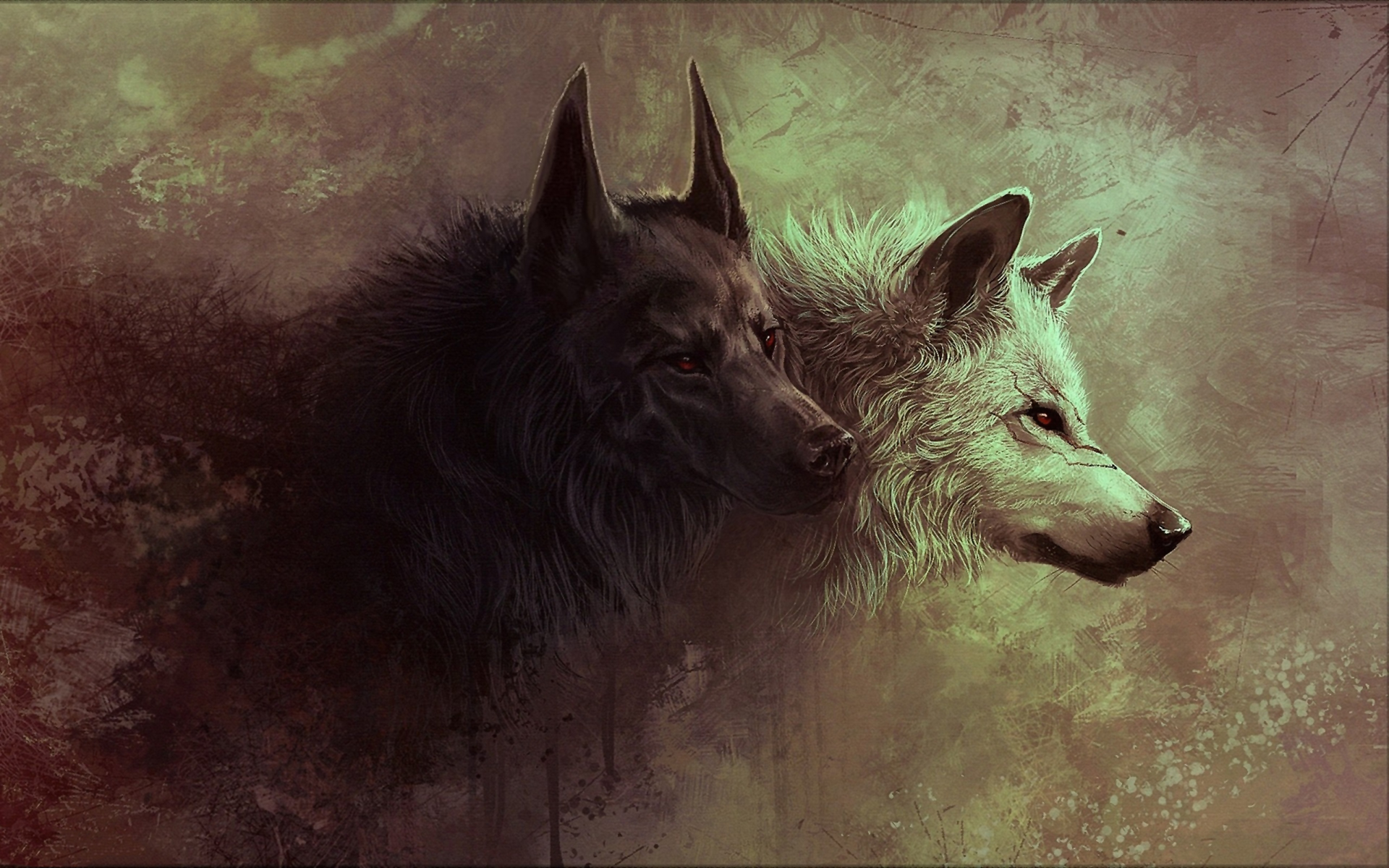 Wolves artwork