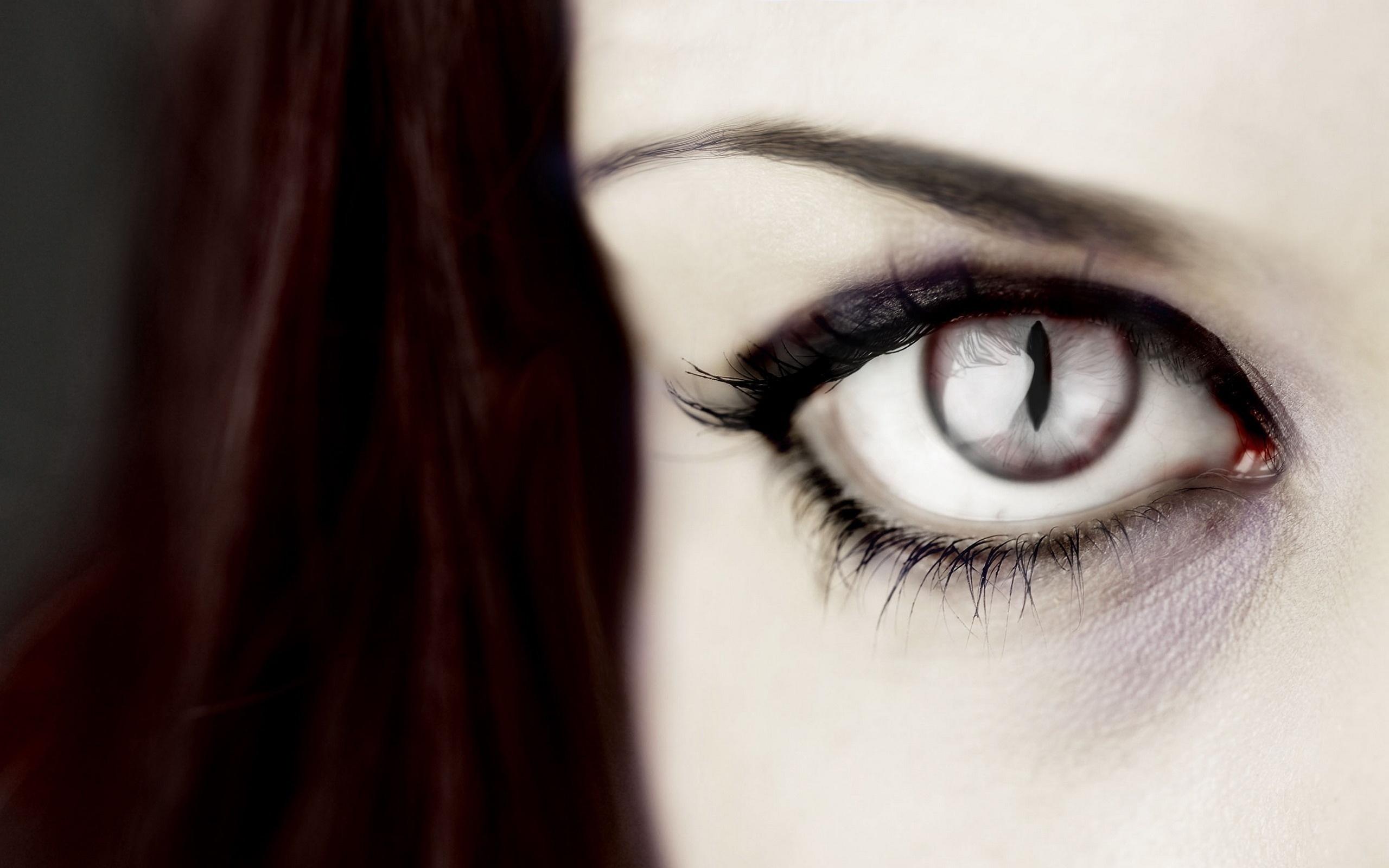 Woman Cat eye