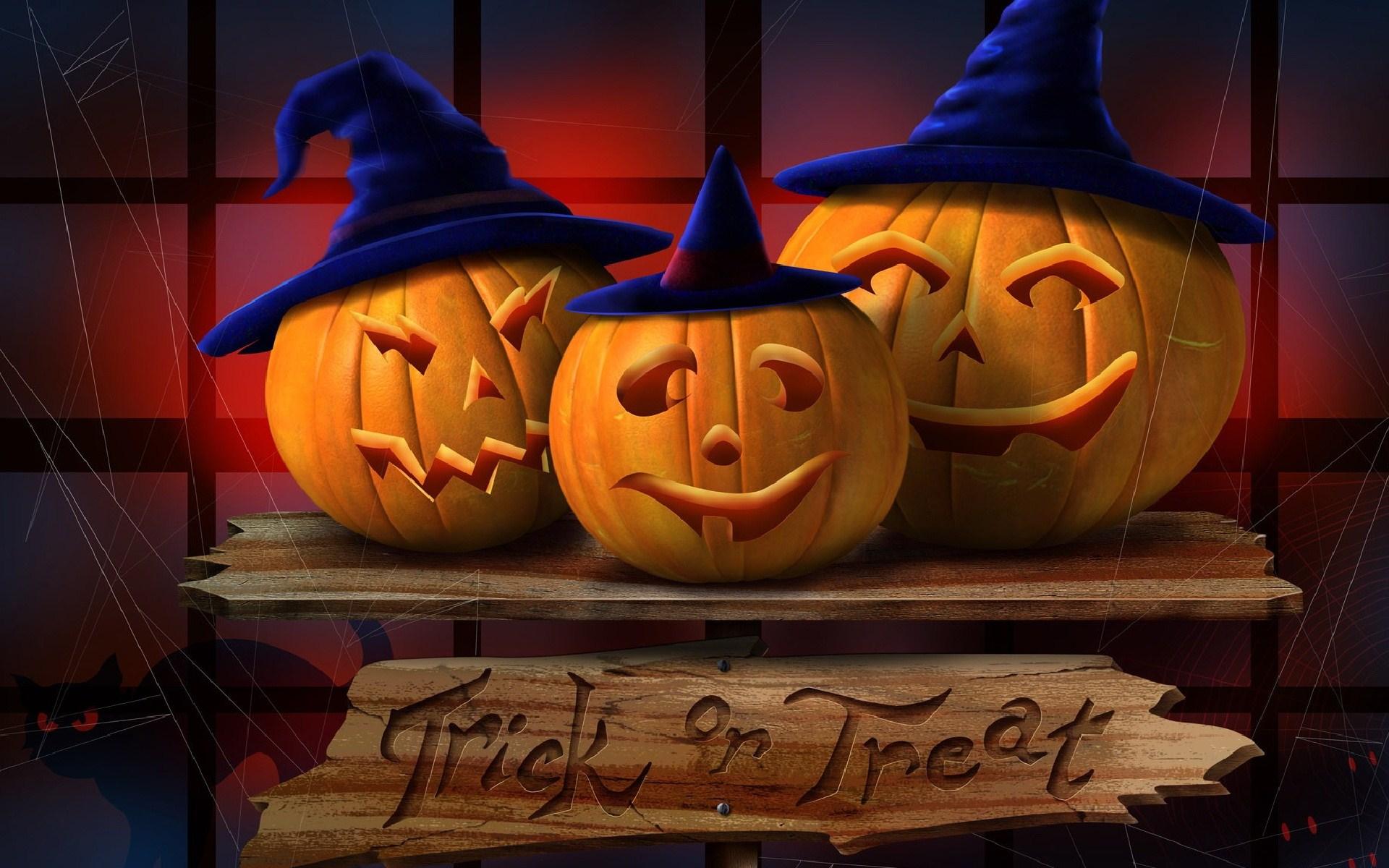 Wonderful Halloween Wallpaper