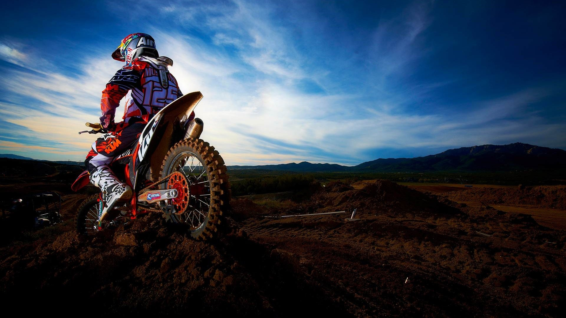 Wonderful Motocross Wallpaper