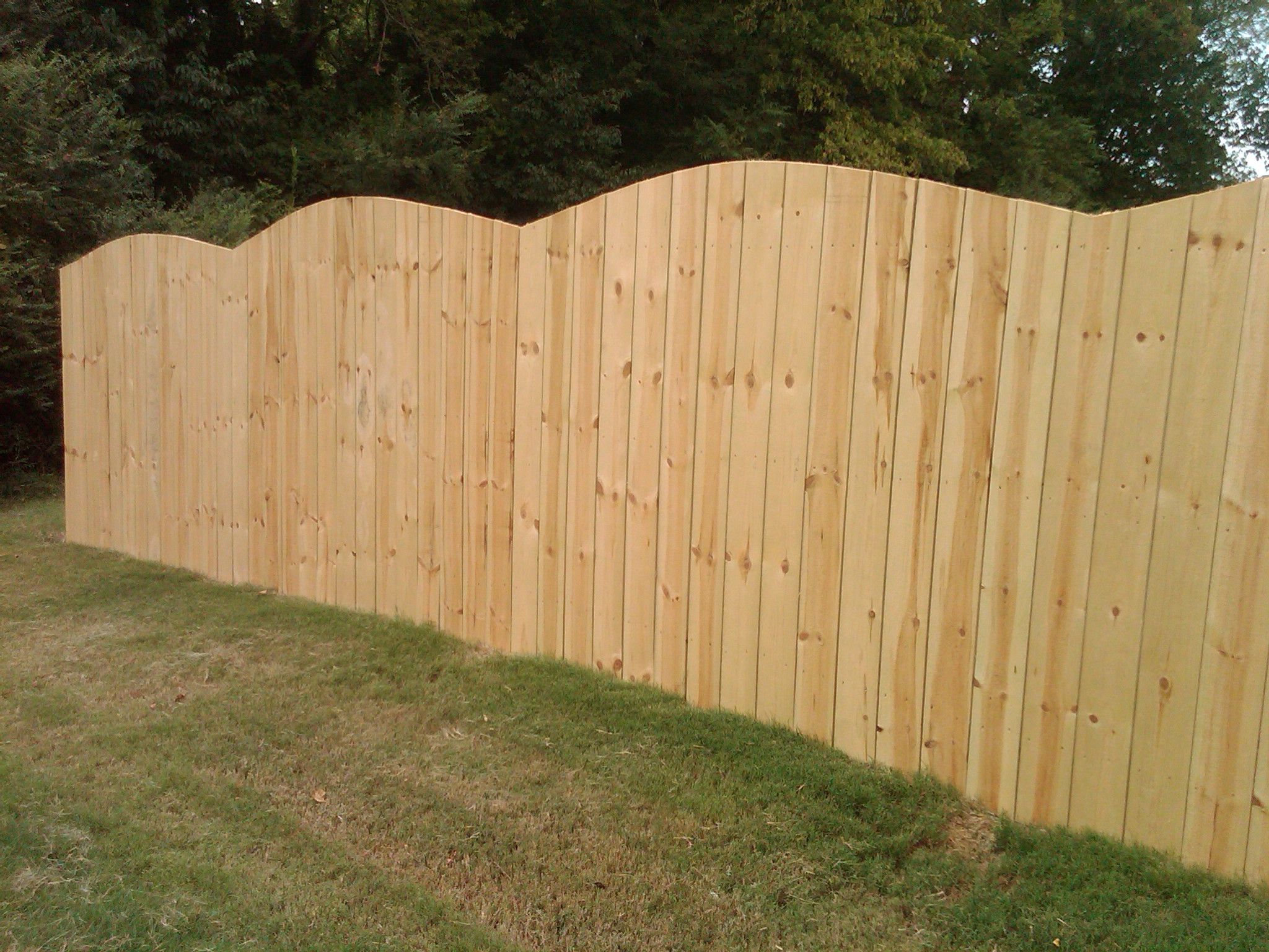 Wood Fence Pictures