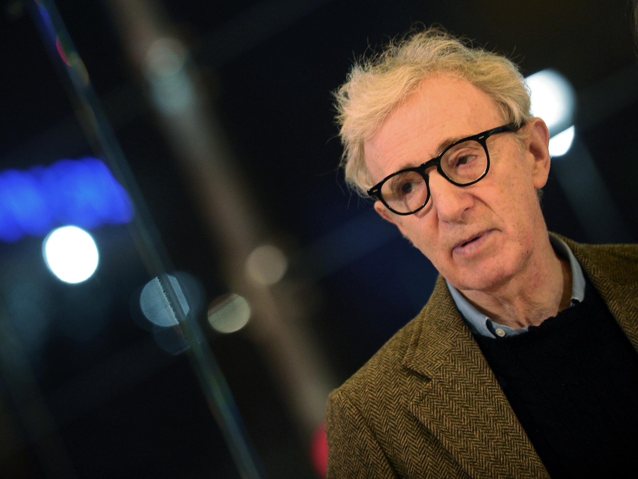 Woody Allen eyes film with Kevin Spacey in first podcast appearance