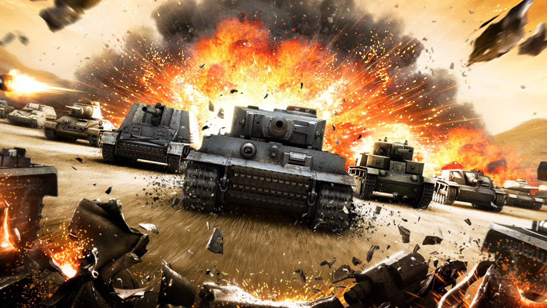 World of Tanks: Xbox 360 Edition Gets New 1.2 Update, Adding Weather Effects, New Tanks, and More | DualShockers