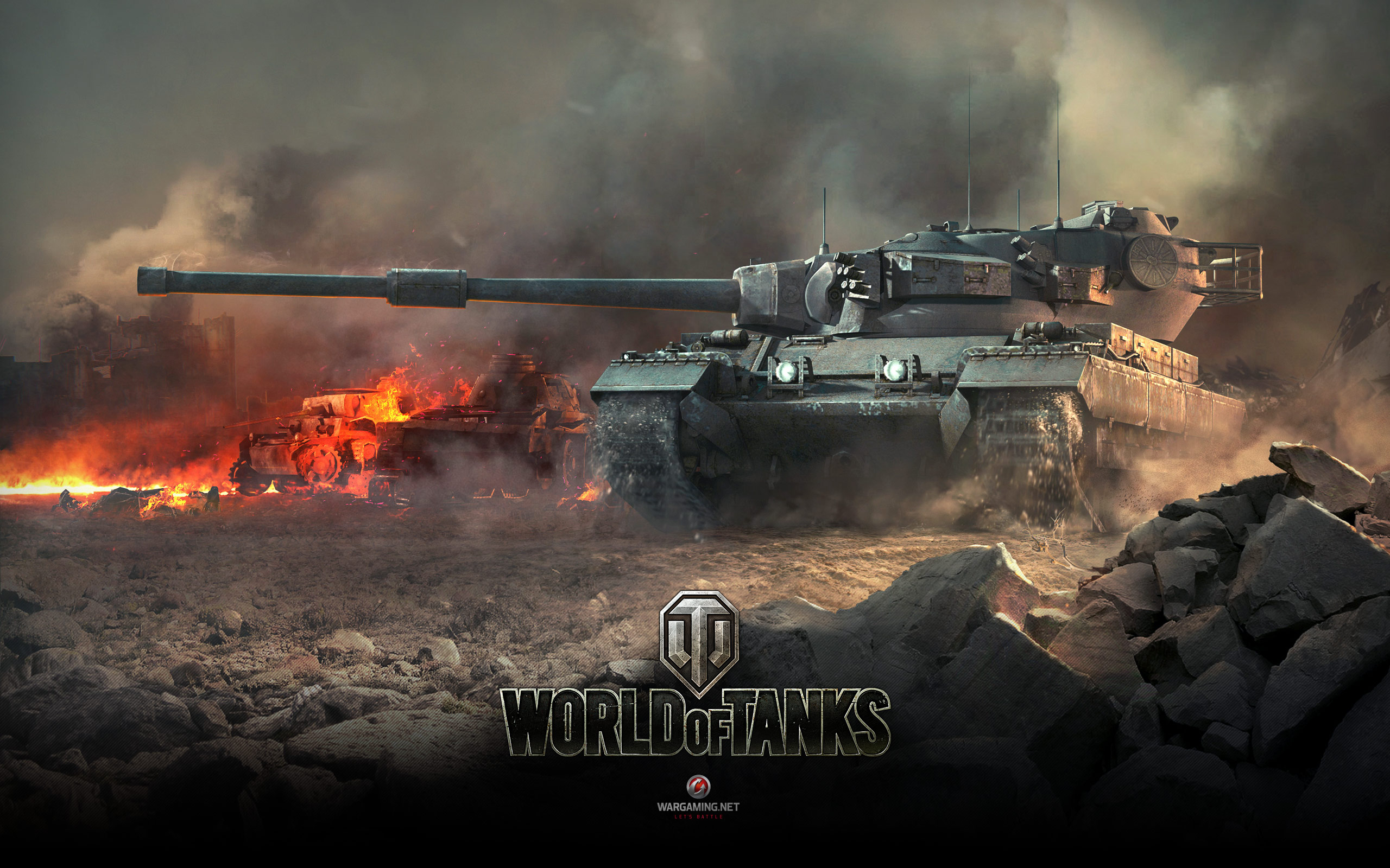 World of tanks conquerer