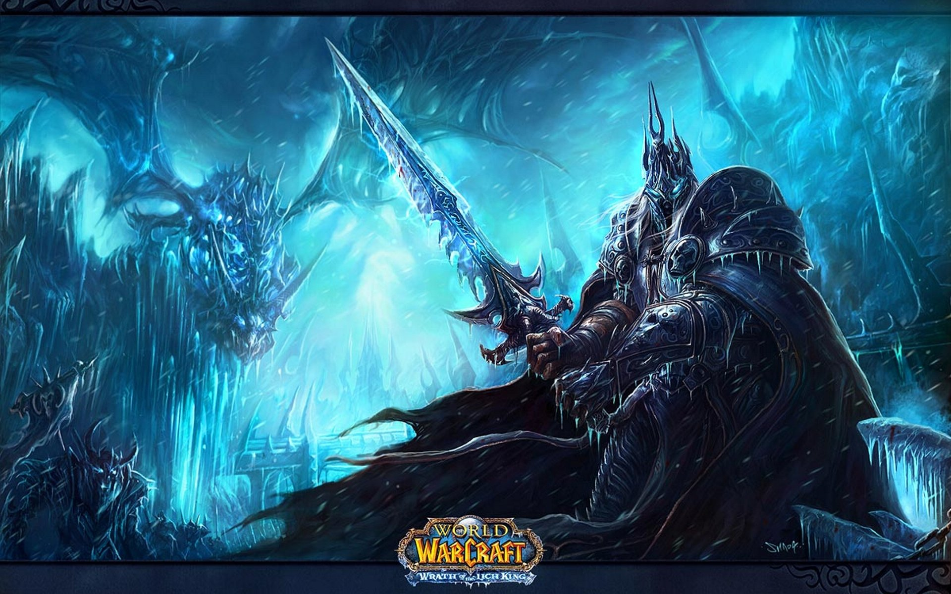 Large World of Warcraft Wallpapers ...