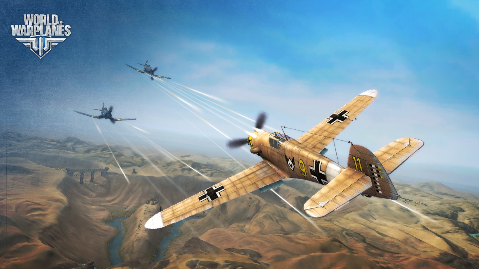 ... World Of Warplanes Finally Launches Today ...