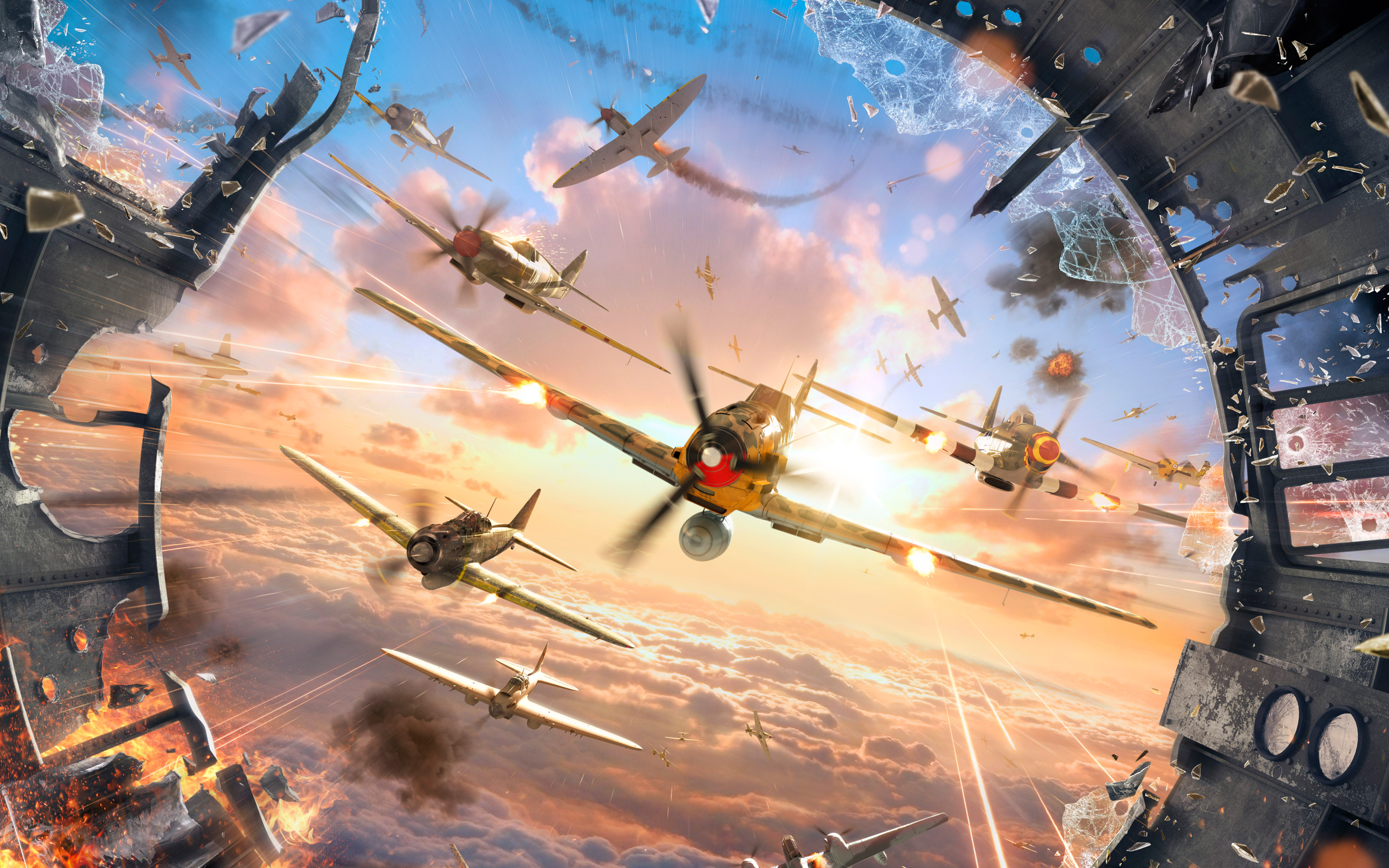 World of warplanes hd