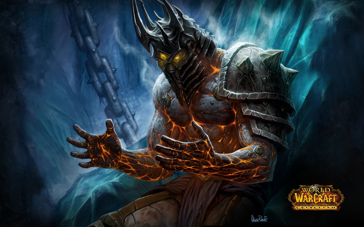 wow wallpaper - jailor of the damned 1440x900 - MMORPG Photo - MMOsite.com