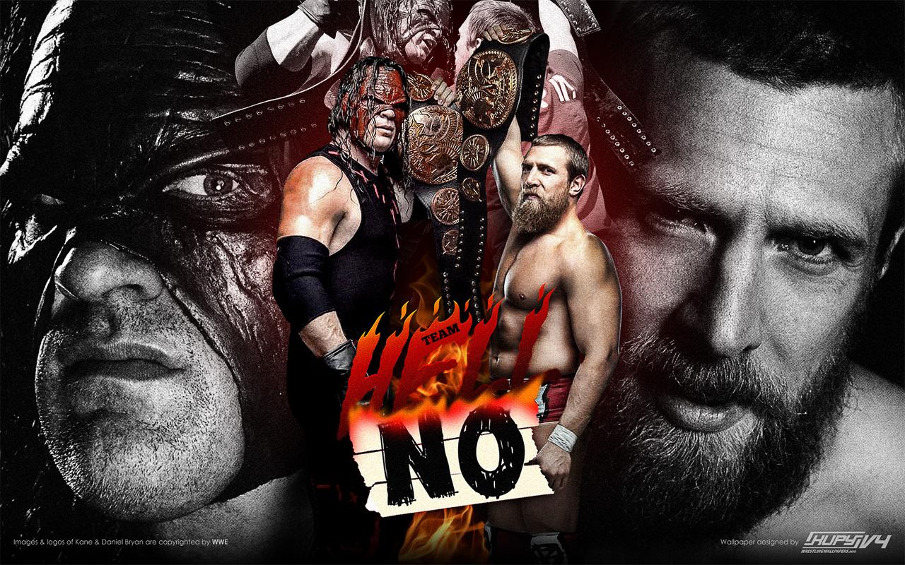 Team Hell No - wwe Wallpaper