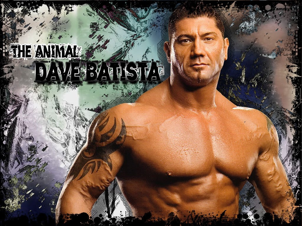 Batista WWE Superstar Wallpaper