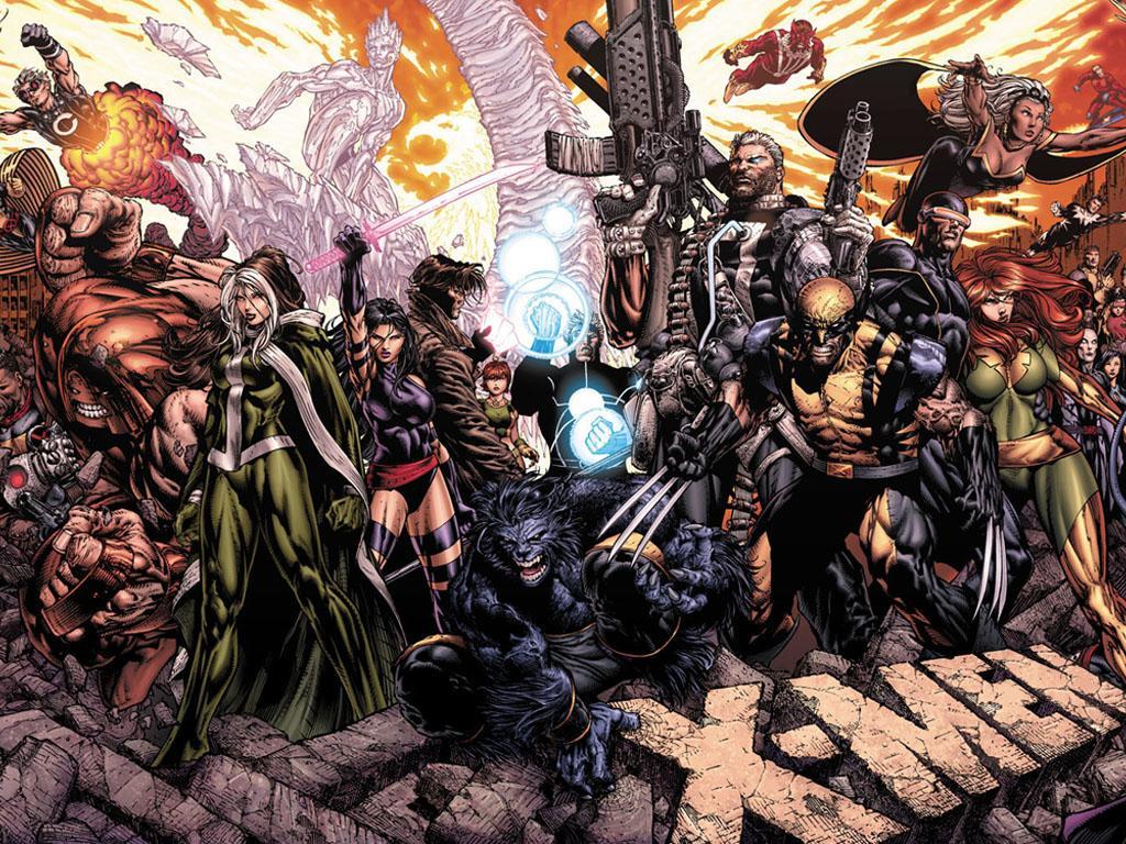 HD Wallpaper | Background ID:31749. 1024x768 Comics X-men