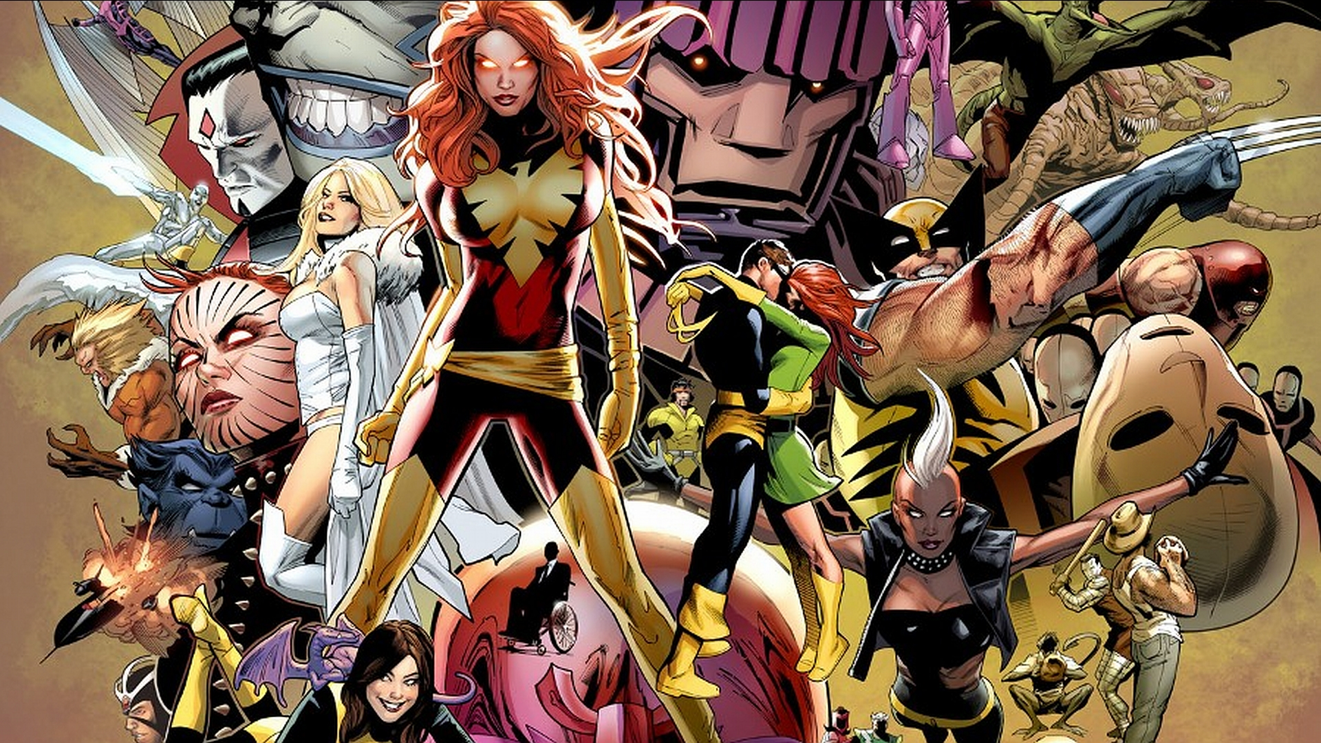 X Men Wallpaper
