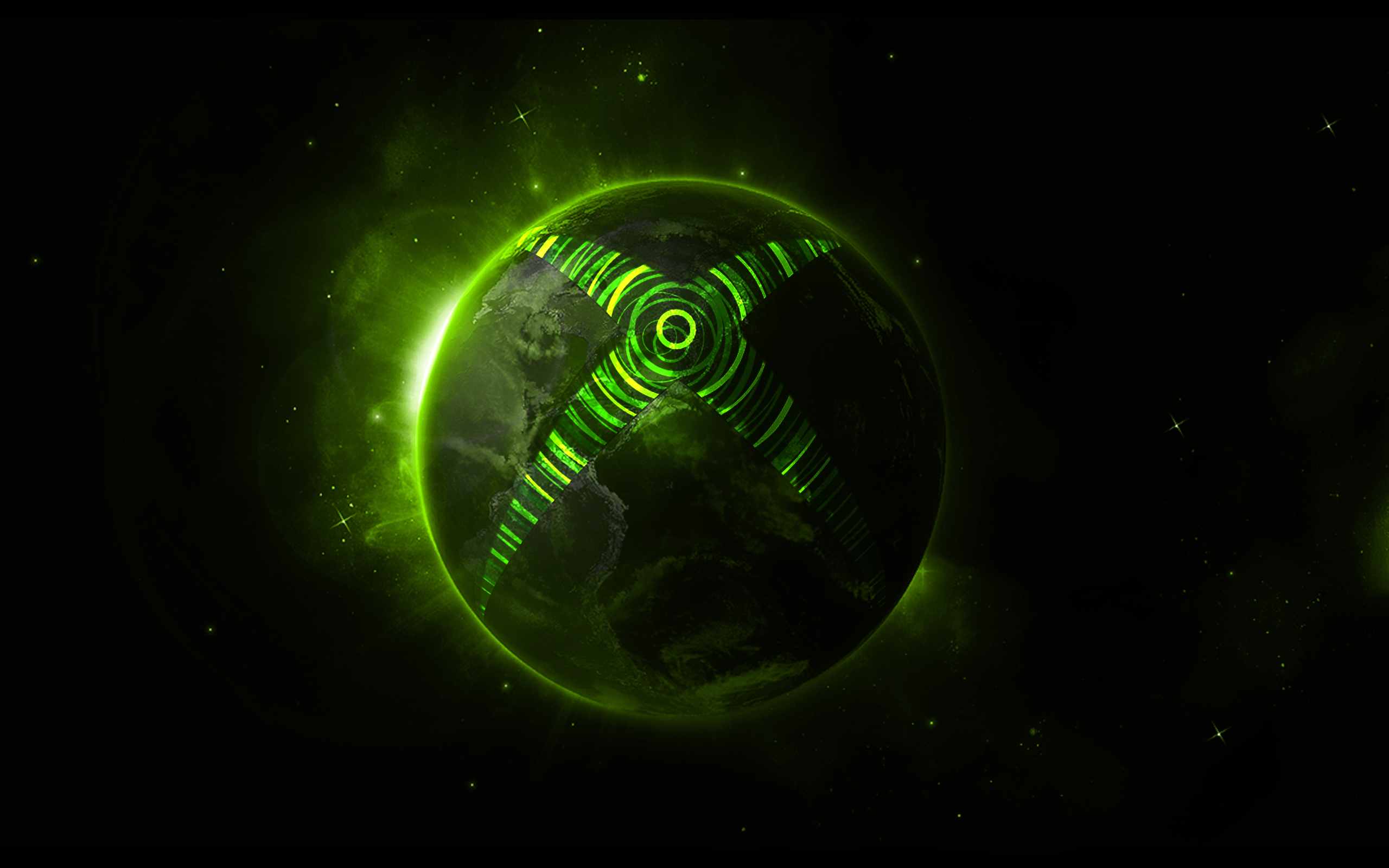 XBOX Logo Wallpaper