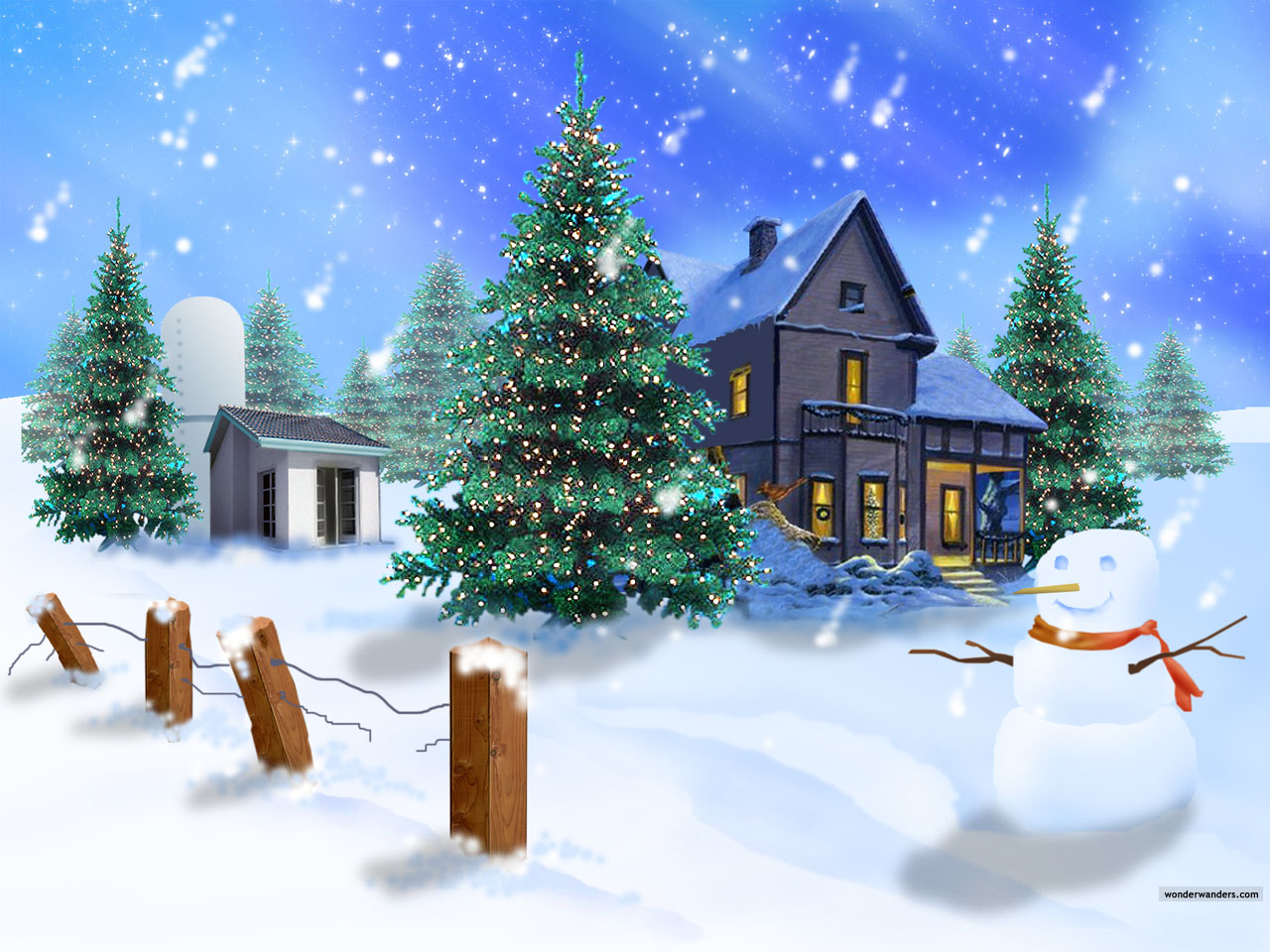 Xmas Wallpapers