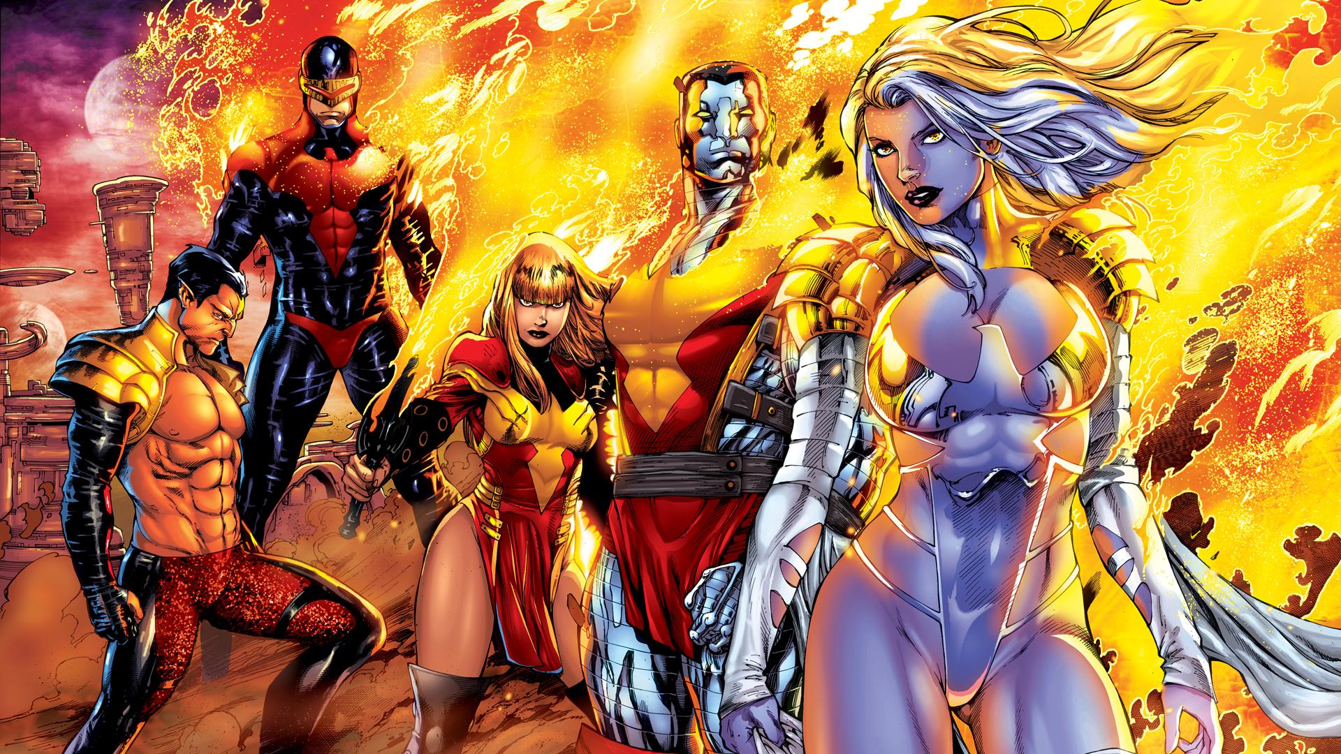 Stunning X Men Wallpaper
