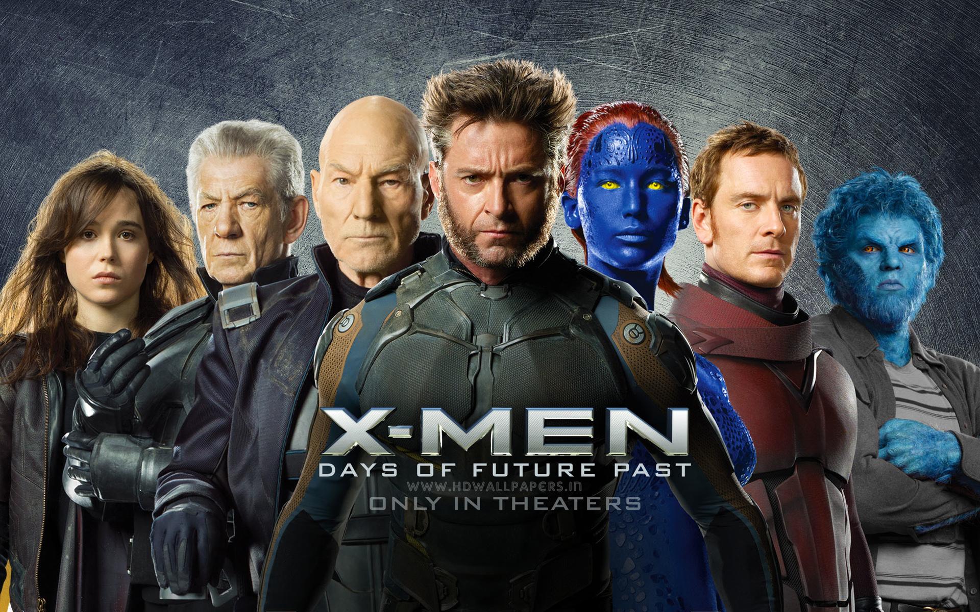 X Men Days of Future Past 2014